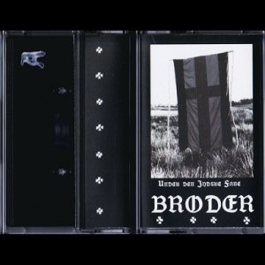Broder - Under den jydske fane cover art
