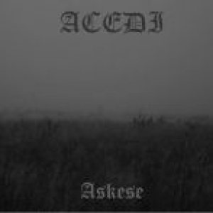 Acedi - Askese cover art