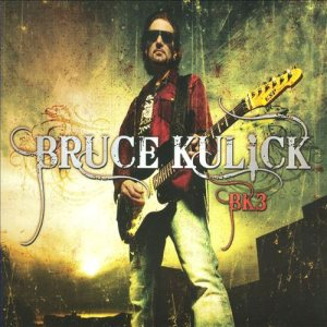 Bruce Kulick - BK3 cover art
