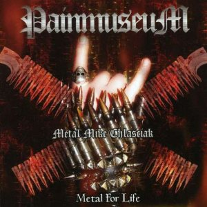 Painmuseum - Metal for Life cover art
