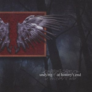 Undying - At History's End cover art
