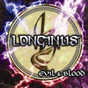 Longinus - Evil & Blood cover art
