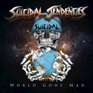 Suicidal Tendencies - World Gone Mad cover art