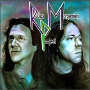 Jordan Rudess / Rod Morgenstein - Rudess Morgenstein Project cover art