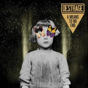 Destrage - A Means to No End cover art