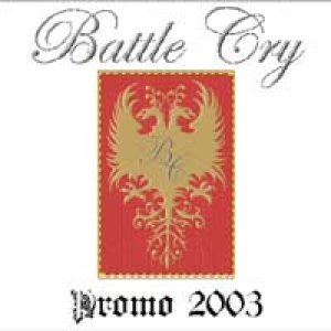 Battle Cry - Promo 2003 cover art