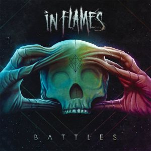 In Flames - Battles cover art