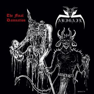 Abigail - The Final Damnation cover art
