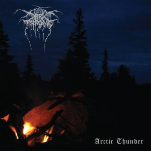 Darkthrone - Arctic Thunder cover art