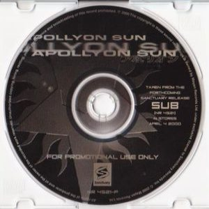 Apollyon Sun - Sub Sampler cover art