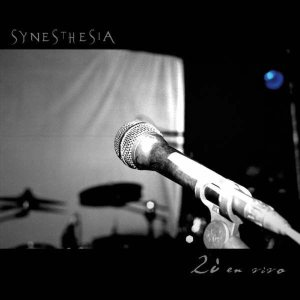 Synesthesia - 2i en Vivo cover art