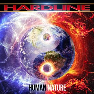Hardline - Human Nature cover art