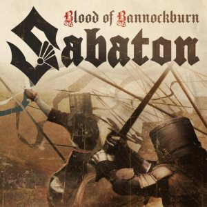 Sabaton - Blood of Bannockburn cover art