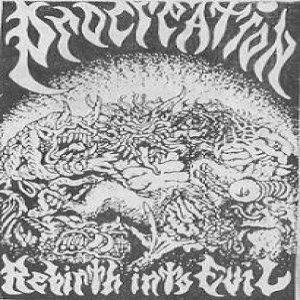 Procreation - Rebirth into Evil cover art