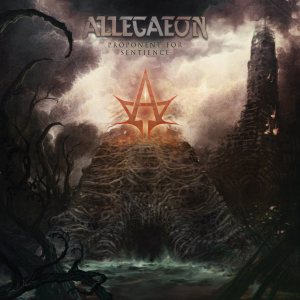 Allegaeon - Proponent for Sentience cover art