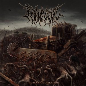 Anomalistic - Human Decimation cover art