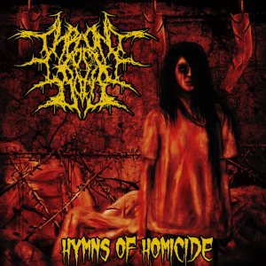 Throne Of Botis - Hymns of Homicide cover art