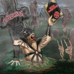 The Exalted Piledriver - Metal Manifesto cover art