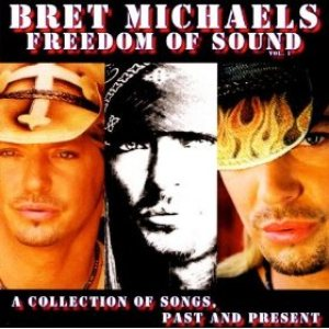 Bret Michaels - Freedom of Sound cover art