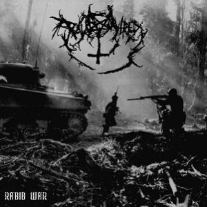Raw Hatred - Rabid War cover art