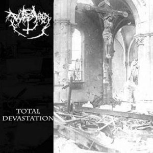 Raw Hatred - Total Devastation cover art