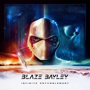Blaze Bayley - Infinite Entanglement cover art