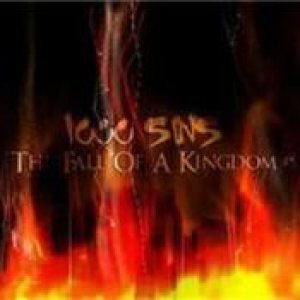 1000 Sins - The Fall of a Kingdom cover art