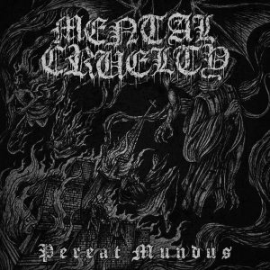 Mental Cruelty - Excruciation cover art