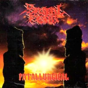 Brutal Fear - Fatallurgical cover art