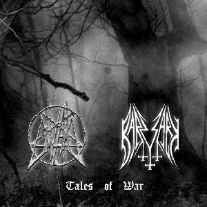 Bare-Sark / Uvall - Tales of War cover art