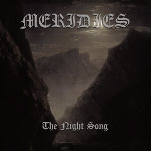 Meridies - The Night Song cover art