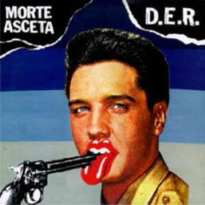 D.E.R. - Morte Asceta / D.E.R. cover art