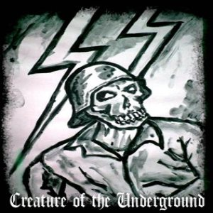 Tank Genocide - Creature of the Underground cover art
