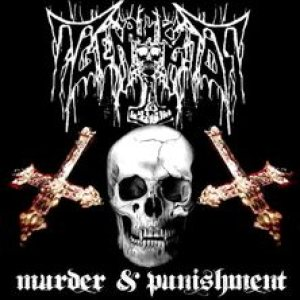 Tank Genocide - Murder & Punishment cover art