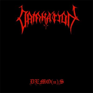 Damnation - DEMO(n)S cover art