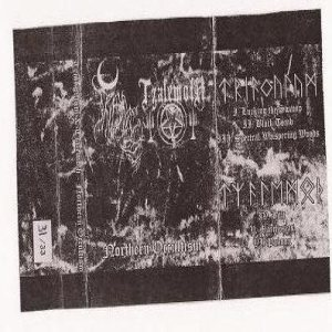 Triangulum / Tzalemoth - Northern Occultism cover art