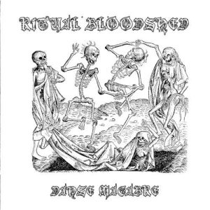 Ritual Bloodshed - Danse macabre cover art