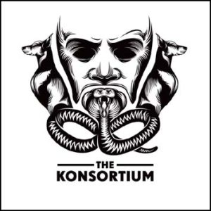 The Konsortium - The Konsortium cover art
