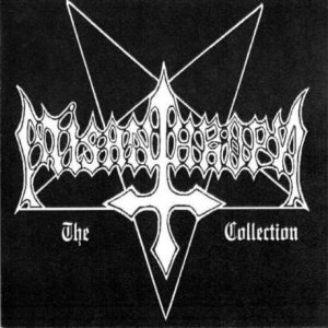 Misanthropy - The Collection cover art