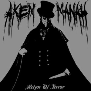 Akem Manah - Reign of Terror cover art