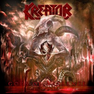 Kreator - Gods of Violence cover art