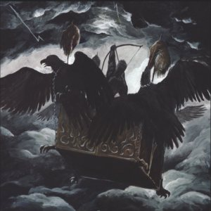 Deathspell Omega - The Synarchy of Molten Bones cover art