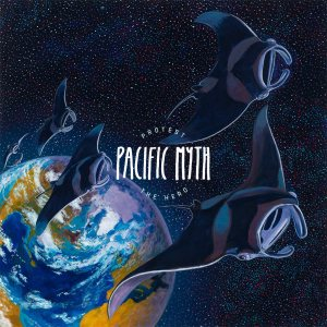 Protest The Hero - Pacific Myth cover art