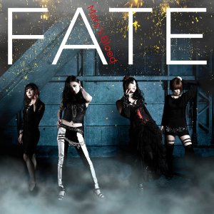 Mary's Blood - FATE cover art
