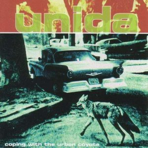 Unida - Coping with the Urban Coyote cover art