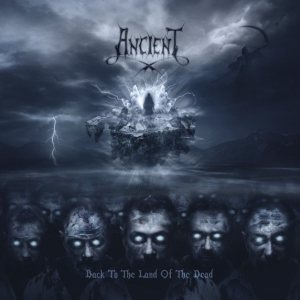 Ancient - Back to the Land of the Dead cover art