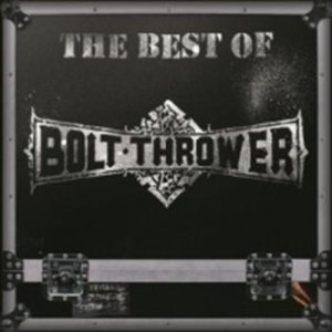 Bolt Thrower - The Best of Bolt Thrower cover art
