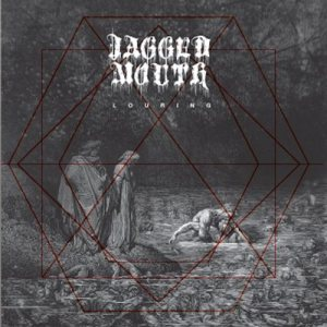 Jagged Mouth - Louring cover art