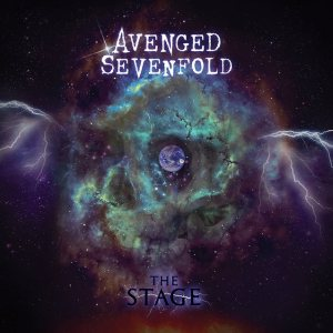 Avenged Sevenfold - The Stage cover art