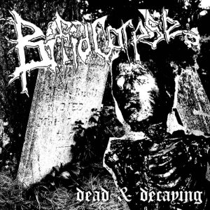 Bifid Corpse - Dead & Decaying cover art